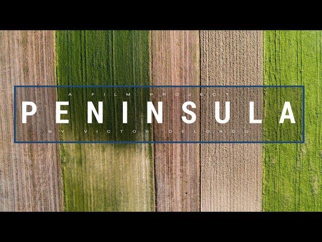 PENINSULA - Drone Reel by Victor Delgado