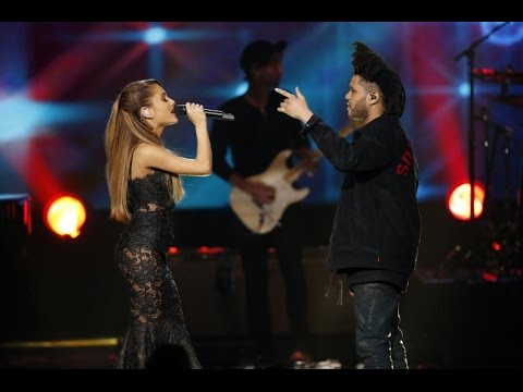 Ariana Grande & The Weeknd - Love Me Harder (AMAs 2014)