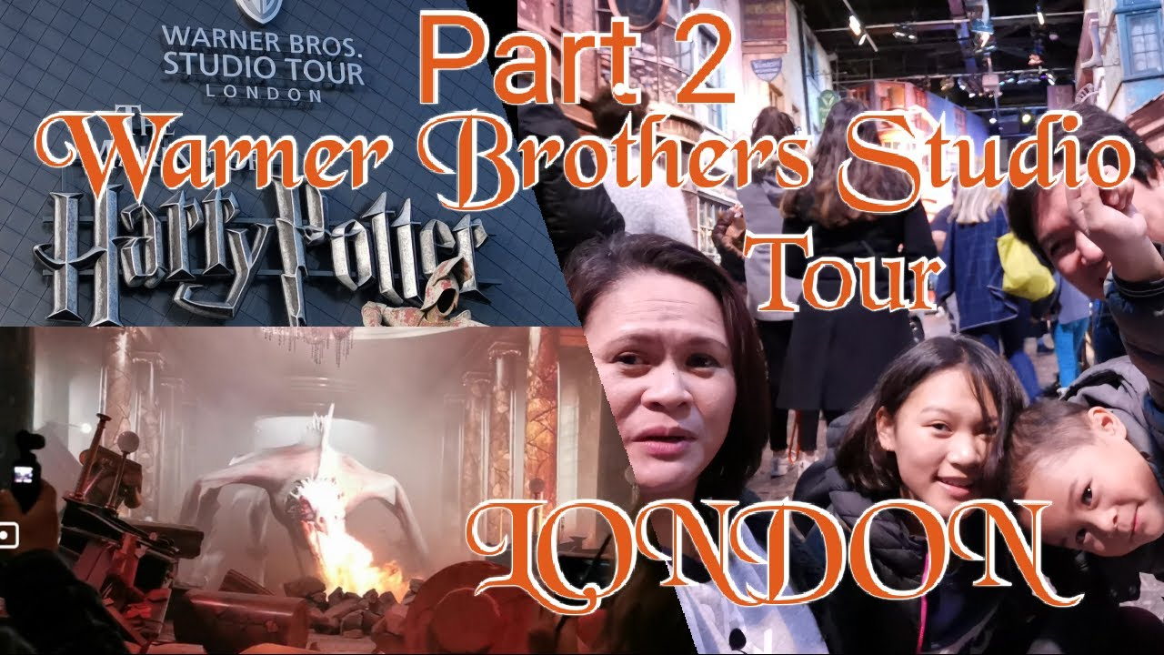 Tour Of London Part Two