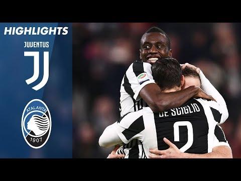 Juventus - Atalanta 2-0 - Highlights - Giornata 26 - Serie A TIM 2017/18