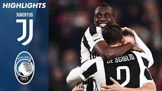Juventus - Atalanta 2-0 - Highlights - Giornata 26 - Serie A TIM 2017/18 streaming