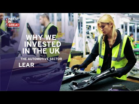Why we invested in the UK – Lear