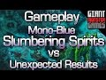 Budget Slumbering Spirits -vs- Unexpected Results - MTGO Gameplay #1
