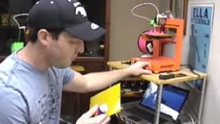 3D Printing Warping Solution