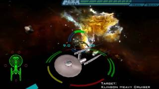 [ Recording Test ] - Star Trek Tactical Assault [ PSP ] - Doing the