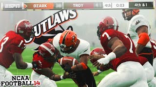 It All Comes Down to This! Ozark State Outlaws NCAA 14 Team Builder Dynasty Ep. 6