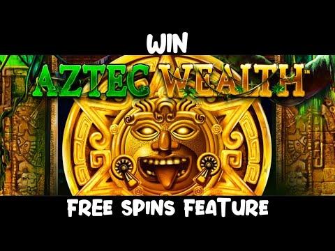 Chumba Casino (AZTEC WEALTH) Free Spins Win