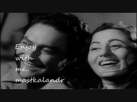 ulajh gaye do naina dekho..Ek Saal 1959_Hemant Kumar_Lata_Ravi..a tribute