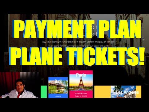Airfordable - Payment Plan For Flight Tickets!
