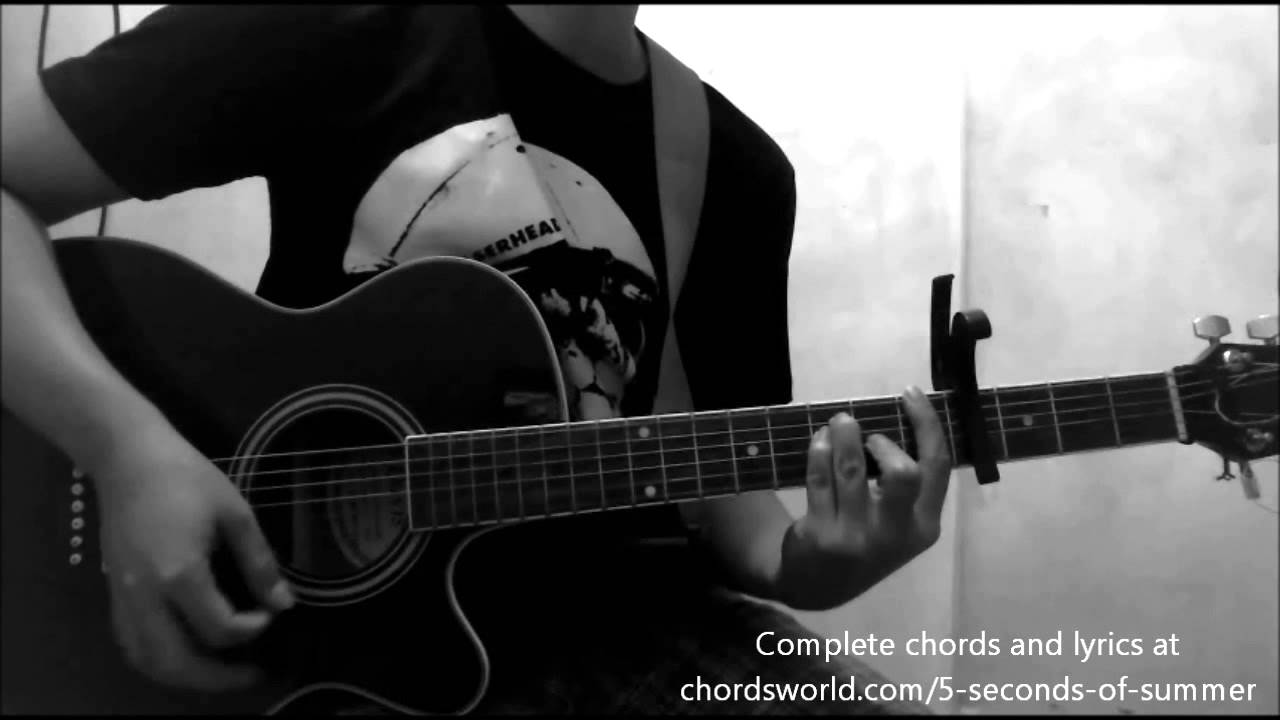 She Looks So Perfect Chords By 5 Seconds Of Summer How To Play