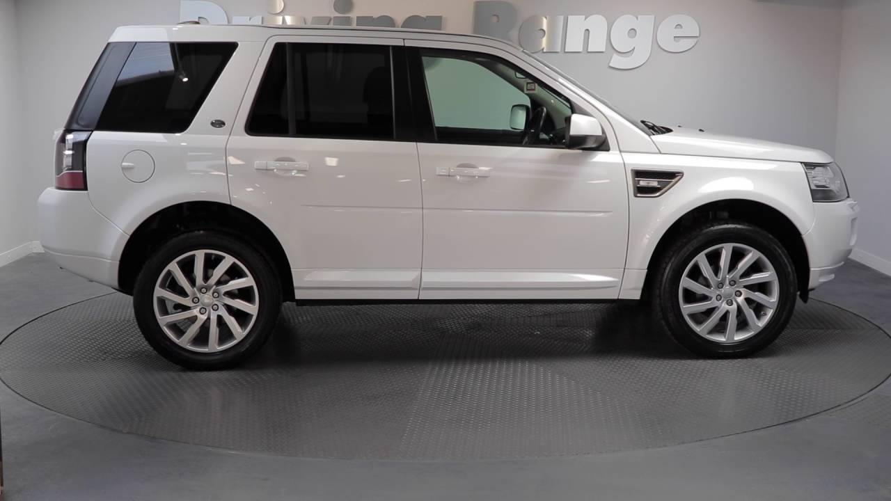 2014 14 land rover freelander 2 2 td4 se tech youtube. Black Bedroom Furniture Sets. Home Design Ideas