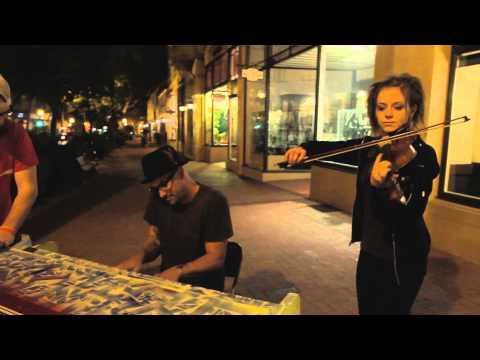 Transcendence Street Jam: Live Music- Lindsey Stirling