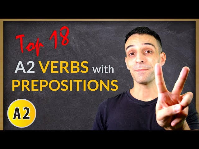 German Verbs With Prepositions | Verben mit Präpositionen