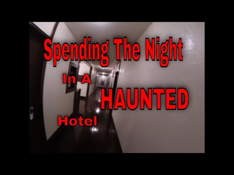 CASSADEGA Haunted Hotel, Ghost ATTACK, Horror is here