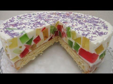 Любимый  рецепт Сметанного Торта 👩🍳 Невероятно ПРОСТО и ЛЕГКО готовится