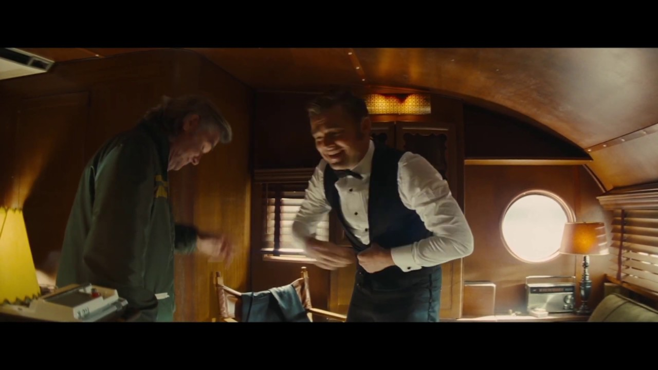 "Once Upon A Time… In Hollywood - Extrait ""Cliff, Randy and Rick"" - VF"