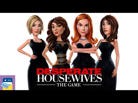 Desperate Housewives: The Game: iOS iPhone Gameplay Walkthrough (by MegaZebra)