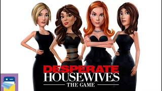 Desperate Housewives: The Game: iOS iPhone Gameplay Walkthrough (by MegaZebra)
