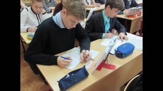 Открытый урок математики  в 9-А классе Хеколовой Г.П.