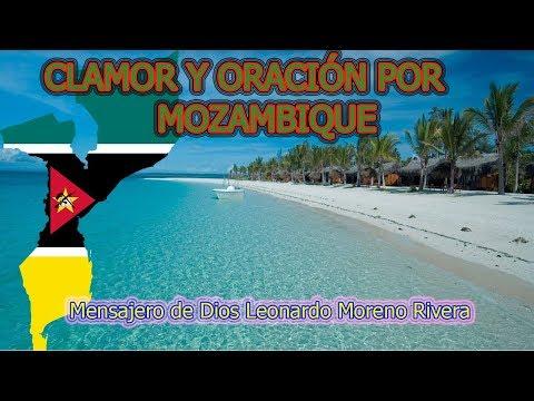 CLAMOR Y ORACIÓN POR MOZAMBIQUE