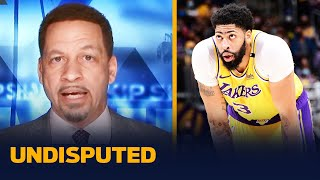 Lakers are a chemistry experiment, \u0026 the key is Anthony Davis — Broussard | NBA | UNDISPUTED
