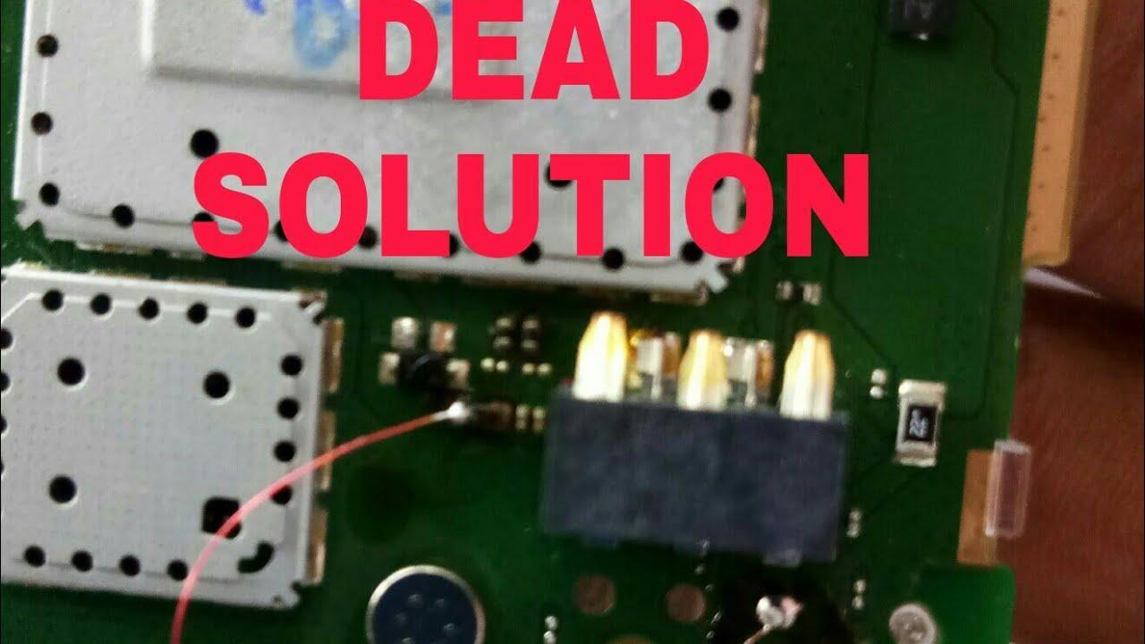 Nokia Rm 1134 Dead Solution