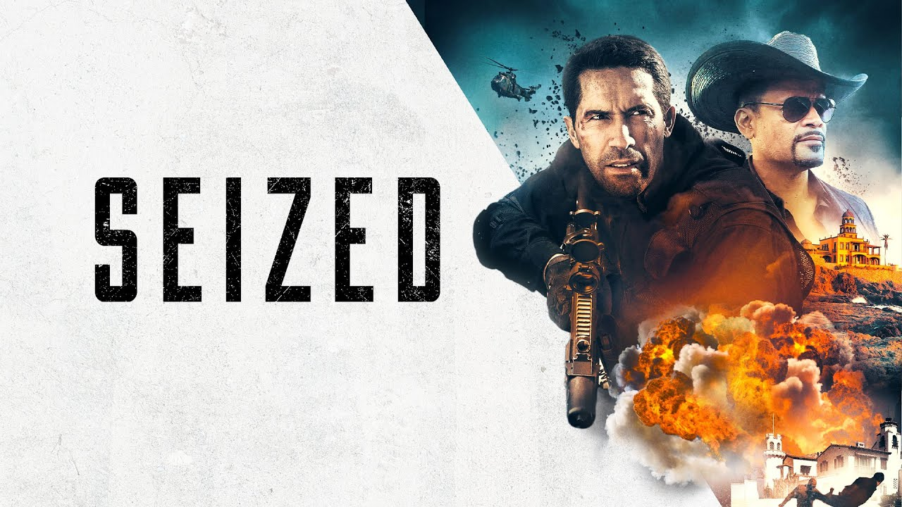 Seized review – standard-issue cross-border beat-'em-up | Film | The Guardian