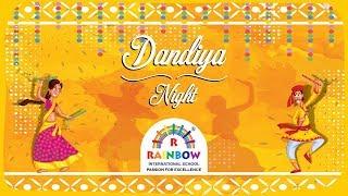 Dandiya Night 2018 | Rainbow International School | Thane