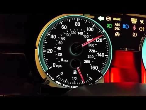 E90 E91 E92 E93 Custom Cluster Test 335i