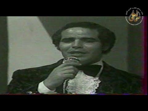 فتح الله المغاري - كاس البلار - أرشيف الاذاعة والتلفزة المغربية 1974
