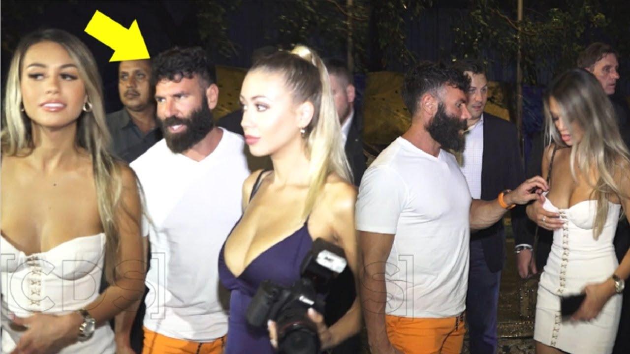 Dan Bilzerian Party