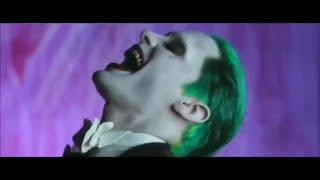 All Joker Scenes (Deleted Scenes included) - 2016 [Suicidé Squad]