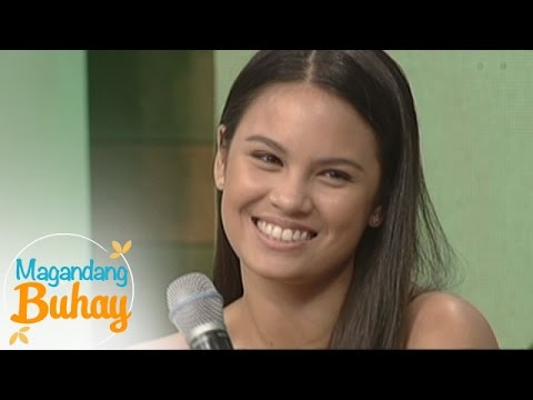 Magandang Buhay: Leila on her reason about staying in the Philippines