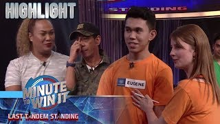 Long at Negi, nakilala ang boyfriend ni Vika | Minute To Win It