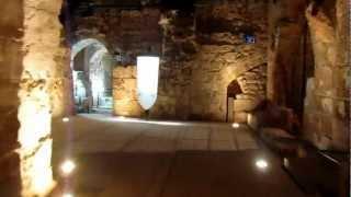 Город крестоносцев - Акко, Израиль(Цитадель крестоносцев. Это обширное подземное сооружение в 1191-1291 годах было административным и религиозны..., 2012-03-25T17:25:58.000Z)