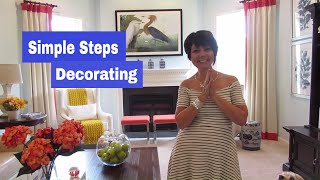 Simple Steps to a Professionally Decorated Room (How to decorate like a Pro) - Expressive Decorating