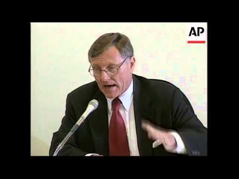 USA: UN SANCTIONS AGAINST IRAQ CRITICISED