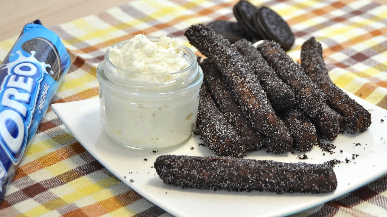 Churro con chocolate - 4 7