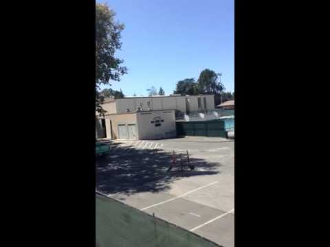 palo alto high school gyms are gone