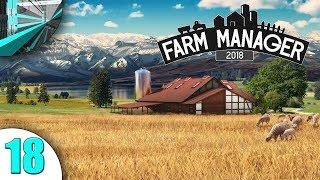 MetalCanyon Plays Farm Manager 2018 (part 18 - Cold And Asleep)