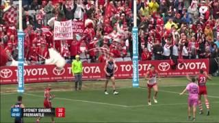 Qualifying Final 2014 - Sydney Swans v Fremantle Highlights
