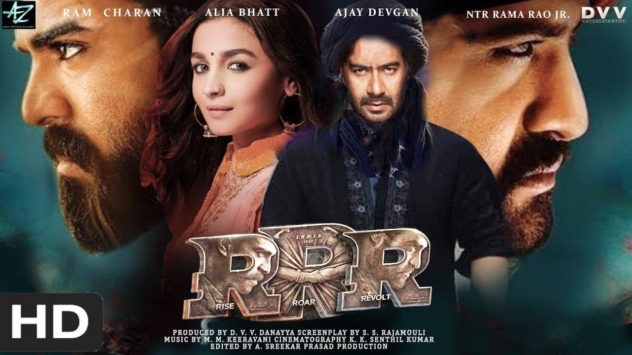 Download RRR : Full Movie HD facts   NTR, Ram Charan, Ajay Devgn, Alia Bhatt, Olivia Morris   SS Rajamouli