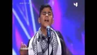 فريق التخت الشرقي الفلسطينيي-على الله تعود