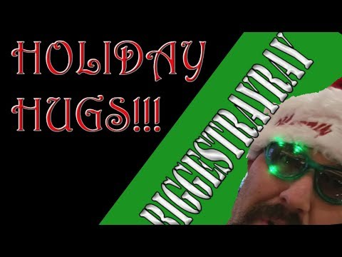 Biggestrayray - Hugs For The Holidays - Tulsa OK