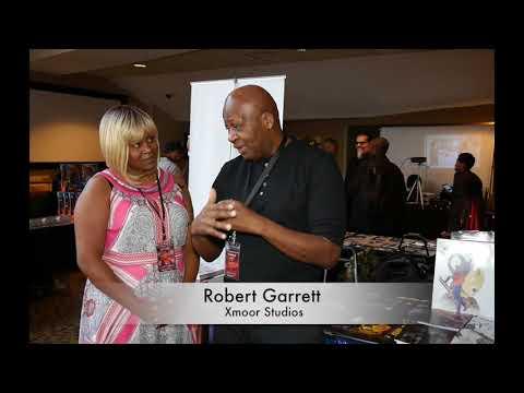Visionary Minds Presents: Robert Garrett Xmoor Studios