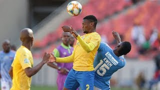Telkom Knockout | QF | Chippa United v Mamelodi Sundowns | Highlights
