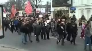 Срочно последние новости Украина Одесса Гигантский Митинг новости Киев в панике(, 2015-11-15T16:38:46.000Z)