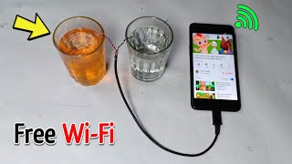 New Free WiFi Internet 100% || Get Free internet at home 2019 - Best ideas