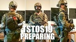TSTOS19 - Part 1, preparing  | Taajuus Airsoft