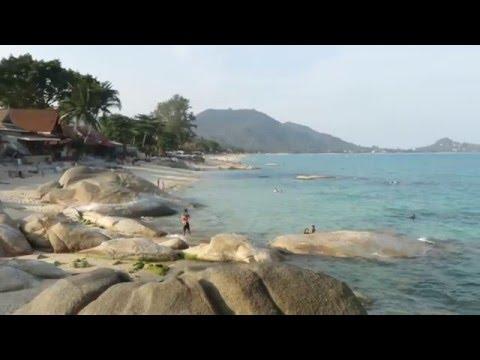 Koh Samui – Pavilion Samui Villas & Resort & Lamai Beach (2016)